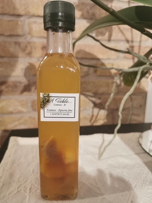 Vinaigre figues abricots 0,25L