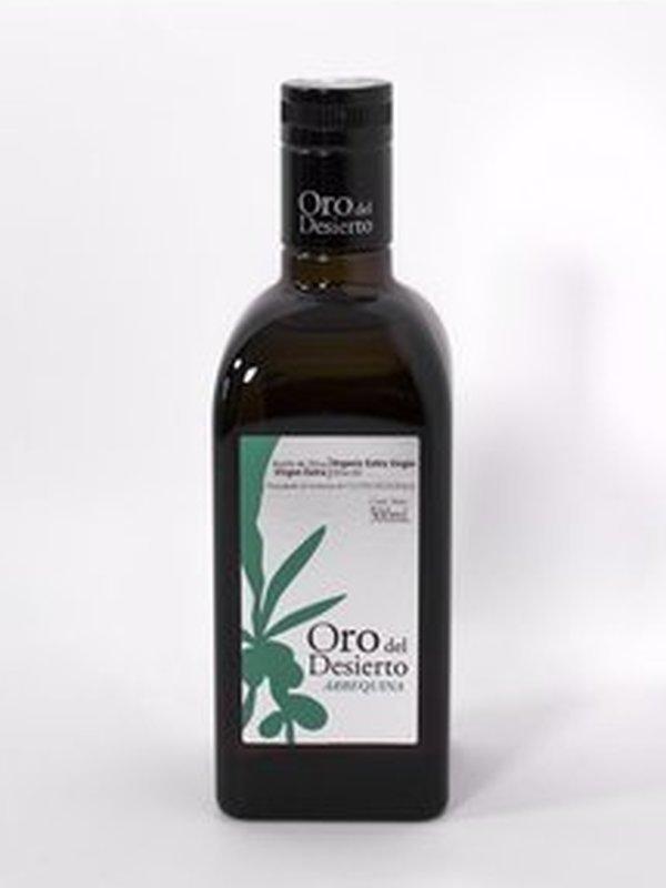 BIO Huile olives Arbequina 500 ml ESPAGNE
