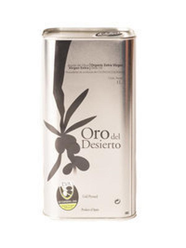 BIO Huile olives Arbequina 1L ESPAGNE