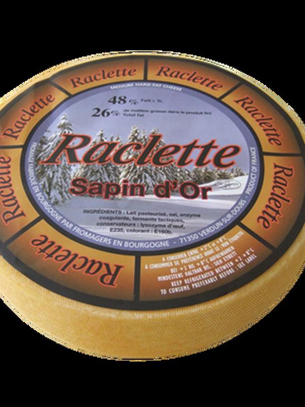 RACLETTE SAPIN D'OR 1/2 BOULE +2,3KG