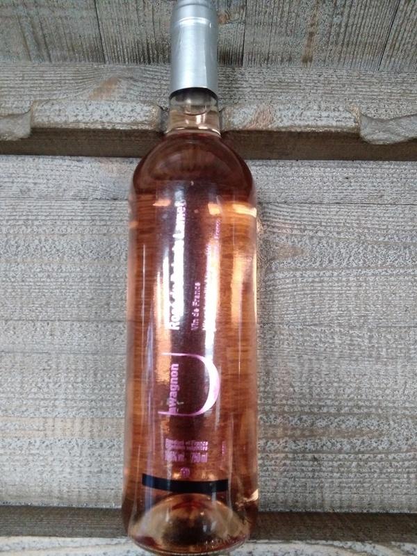 Rosé du Bois de Llamet 75cl