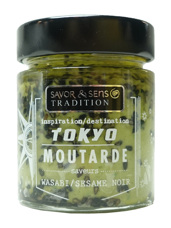 Moutarde inspiration-destination TOKYO