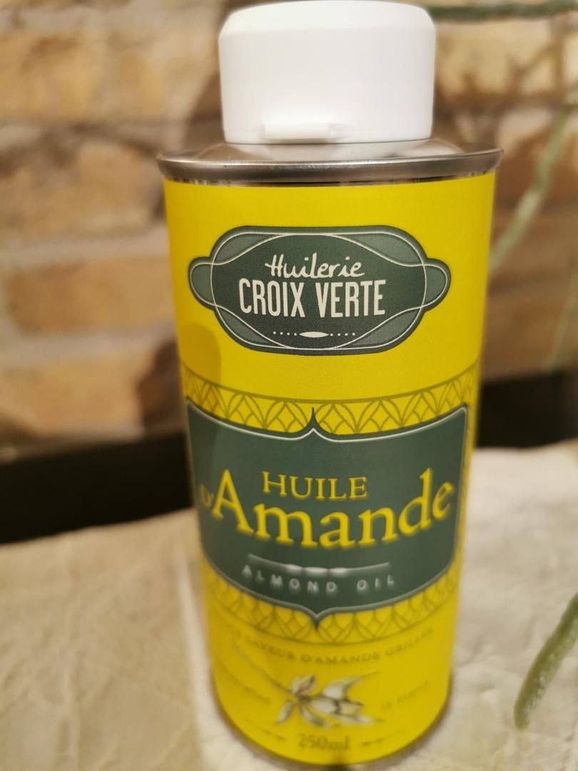 HUILE D'AMANDE (250ML)